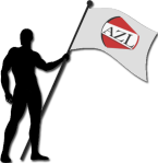 AZL flag holder Transparent